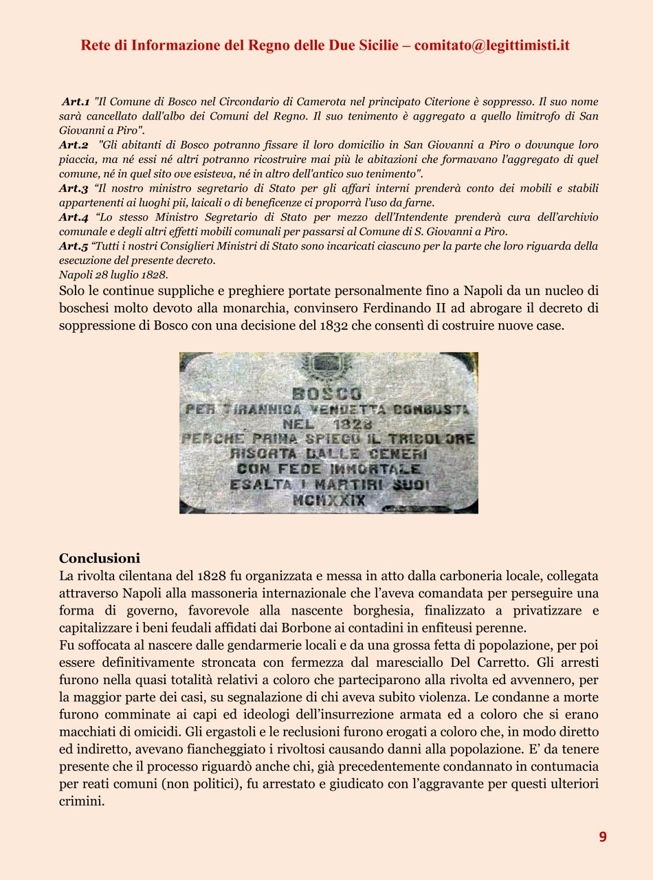 I Moti Cilentani del 1828 9#001