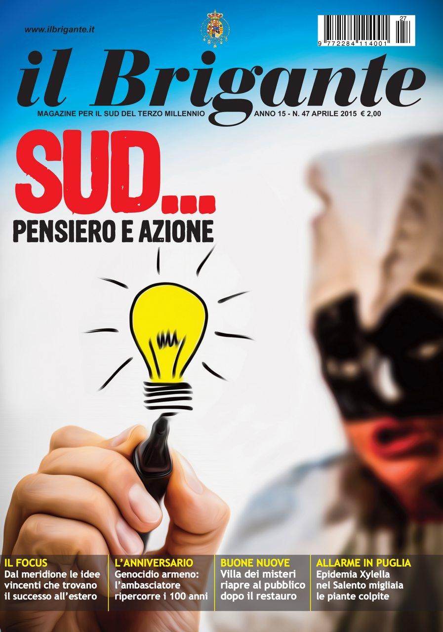 Brigante Magazzine 2015 Aprile#001