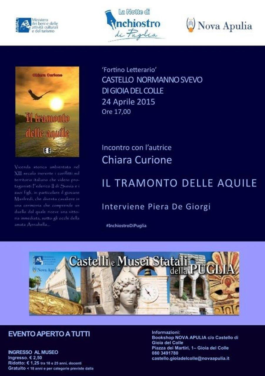 Chiara Curione locandina Castello#001