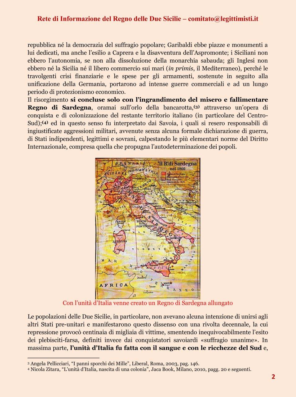 Il risorgimento italiano e la réclame Garibaldi 2#001