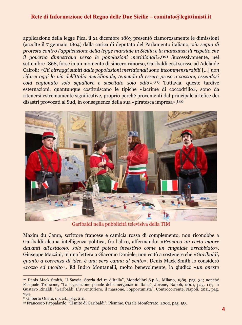 Il risorgimento italiano e la réclame Garibaldi 4#001