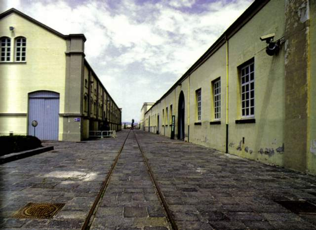 Pietrarsa Esterno museo#001