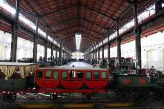 Pietrarsa sala locomotive#001
