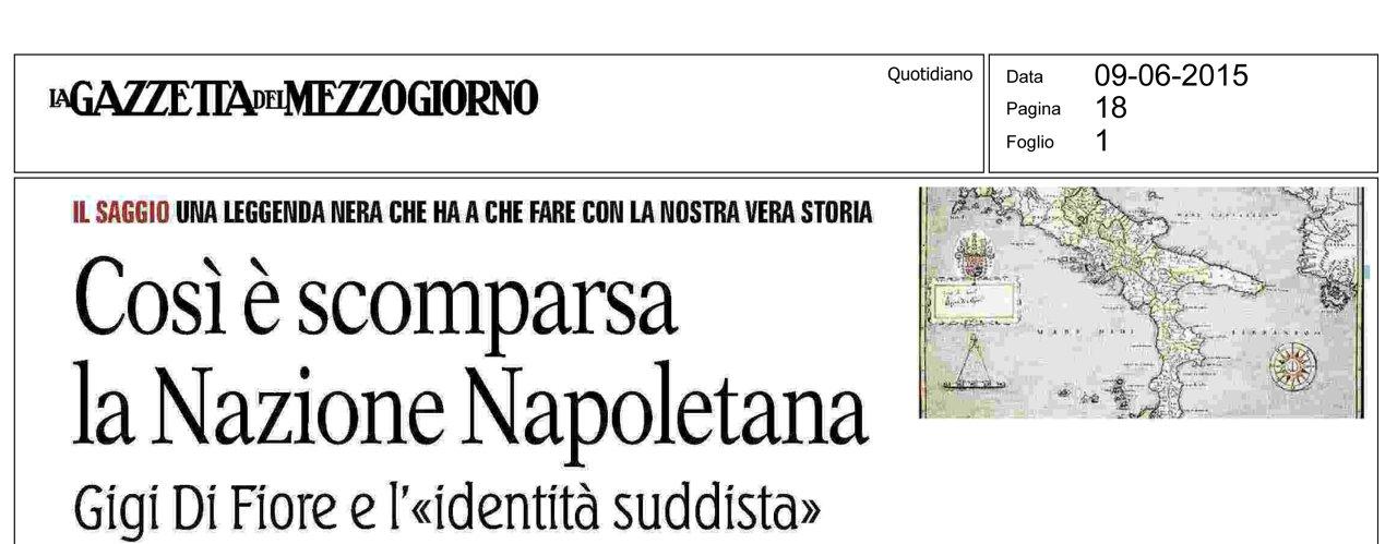 Gigi Di Fiore gazzetta Mezzogiorno 2015.06.12#001