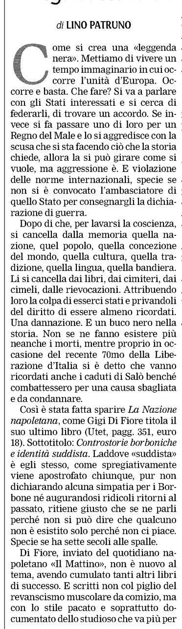 Gigi Di Fiore gazzetta Mezzogiorno 2015.06.12#002