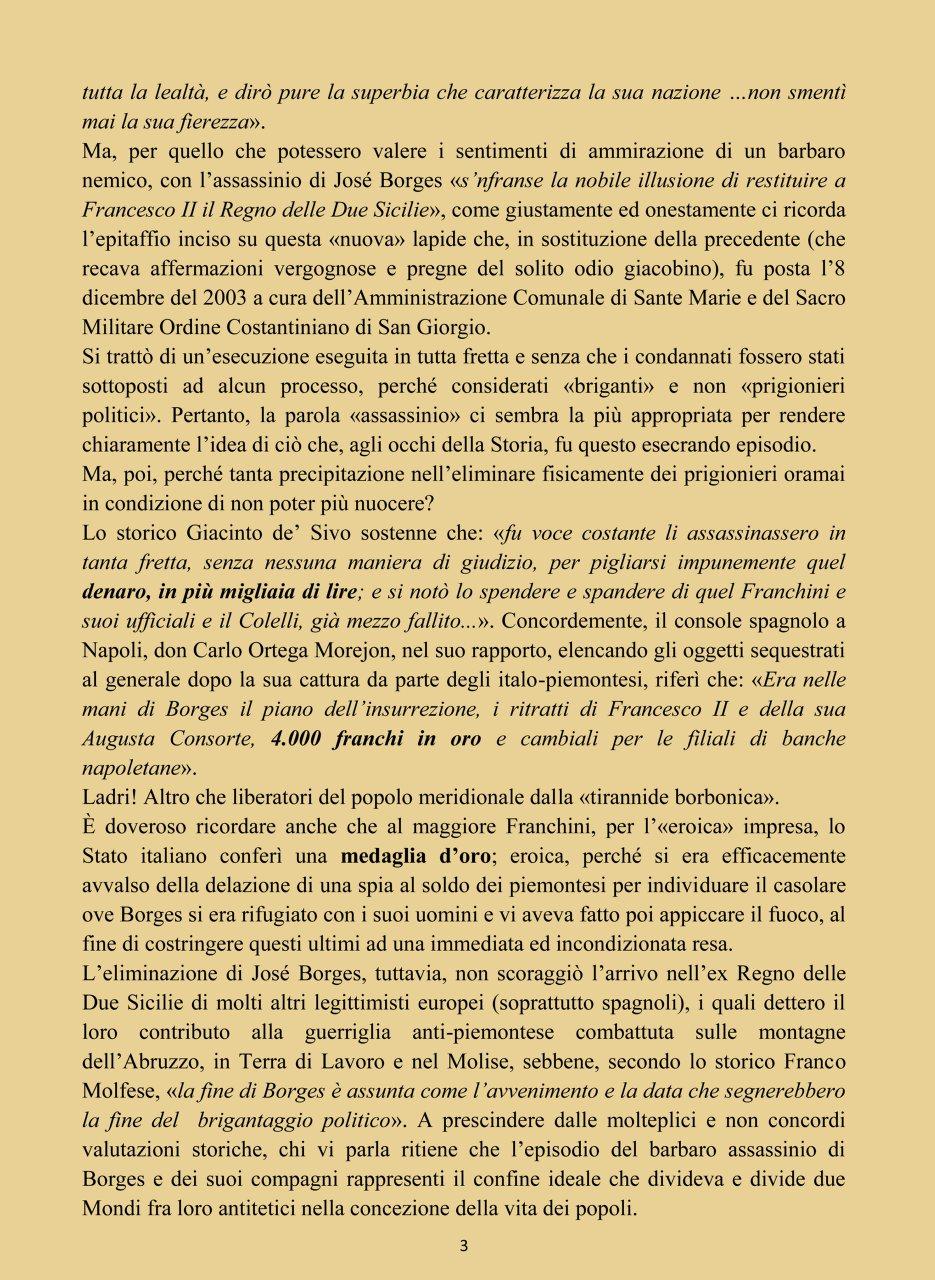 IL GENERALE JOSÉ BORGES 3#001