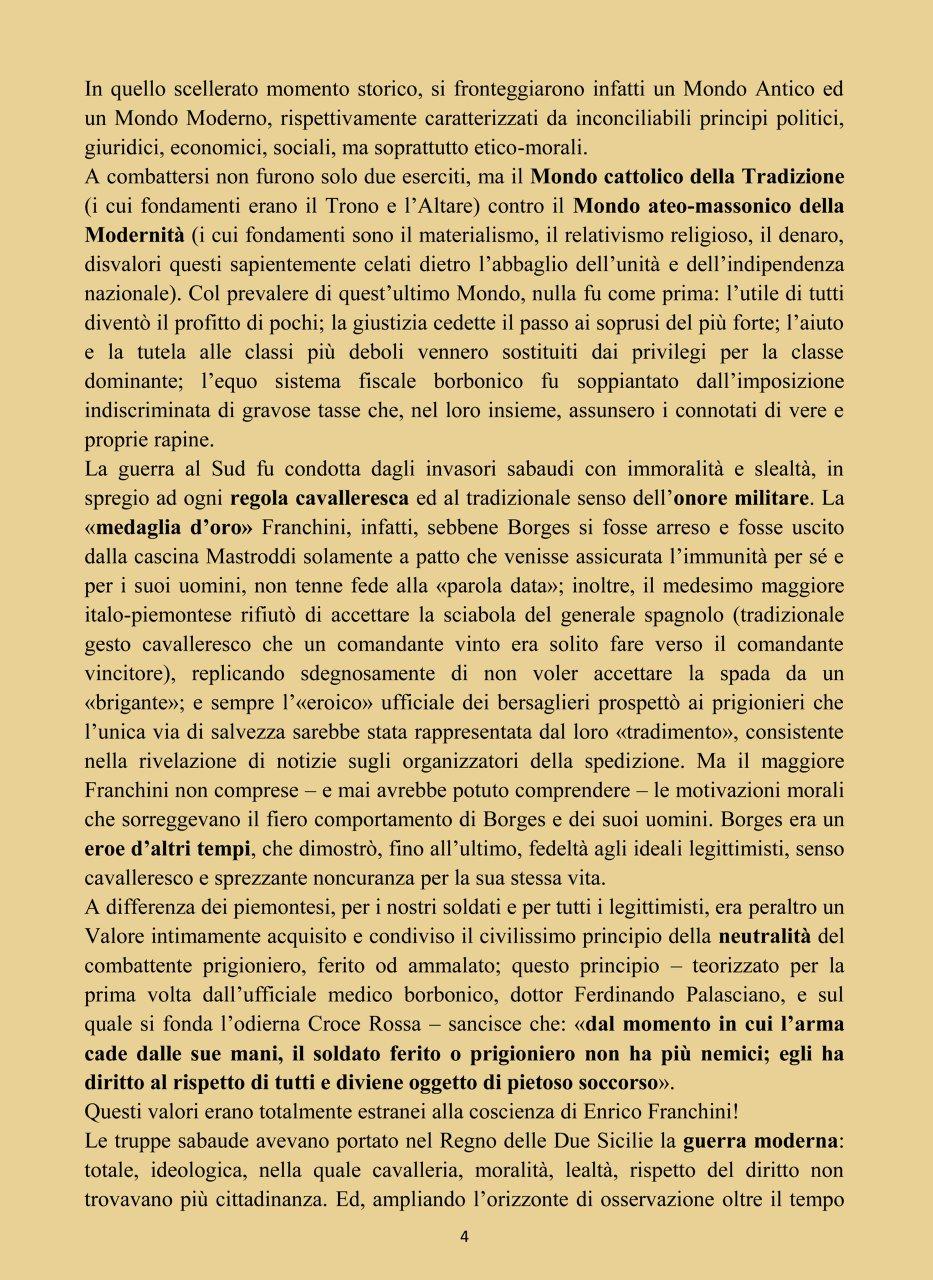 IL GENERALE JOSÉ BORGES 4#001
