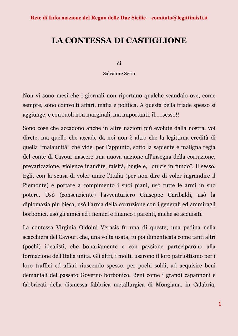 CONTESSA CASTIGLIONE 1#001