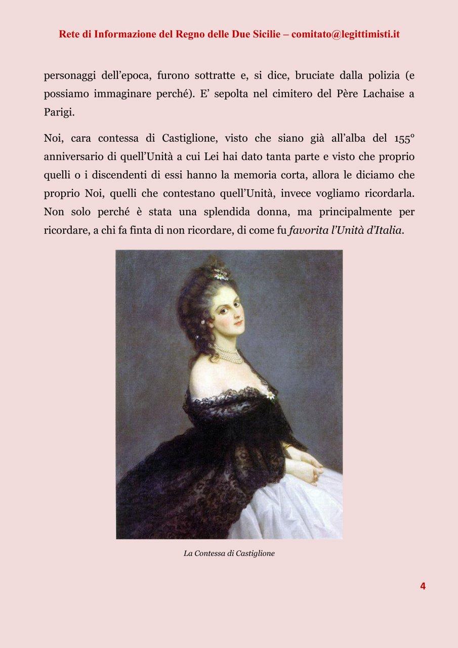 CONTESSA CASTIGLIONE 4#001