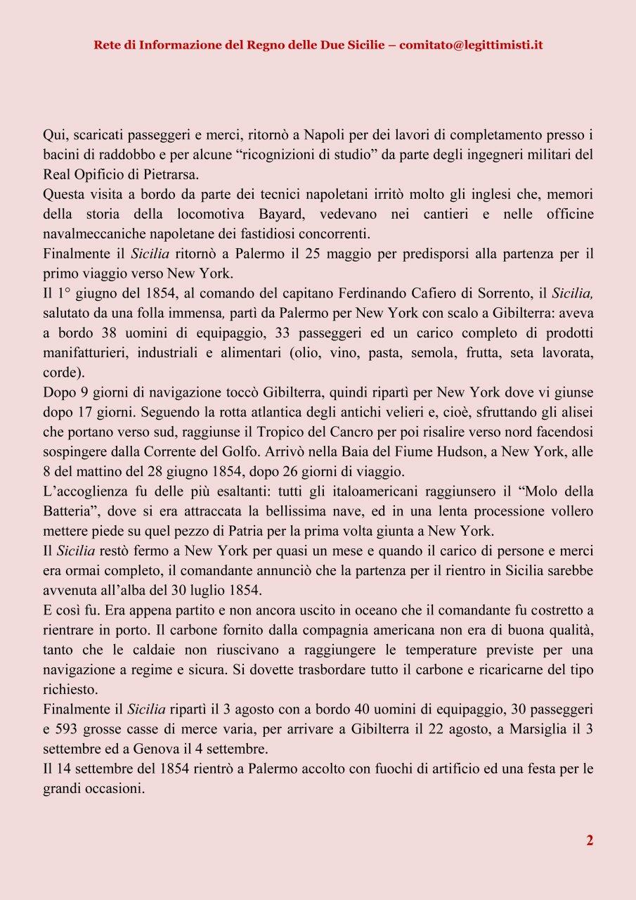 Il primo transatlantico italiano R 2#001