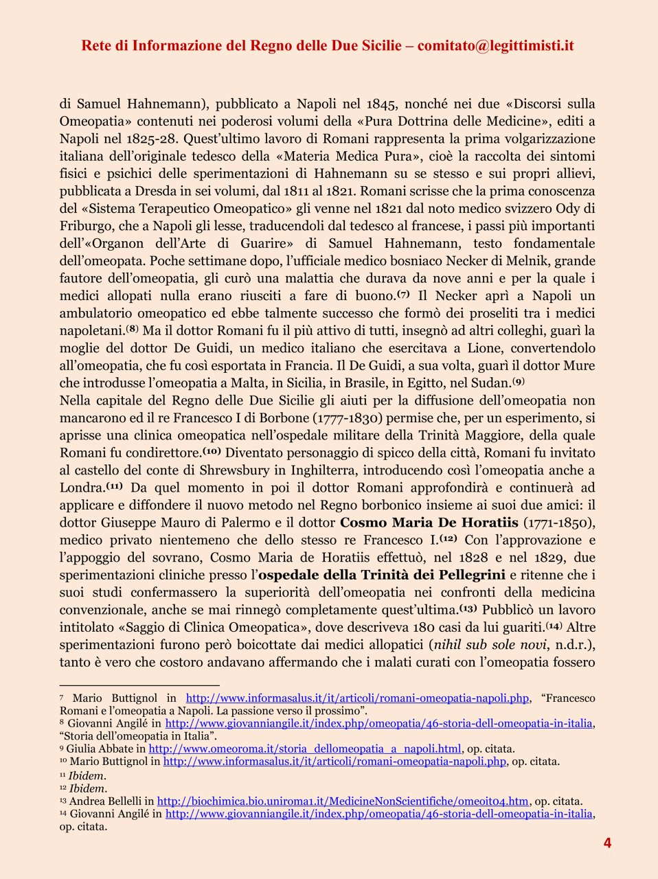 LA MEDICINA OMEOPATICA 4#001
