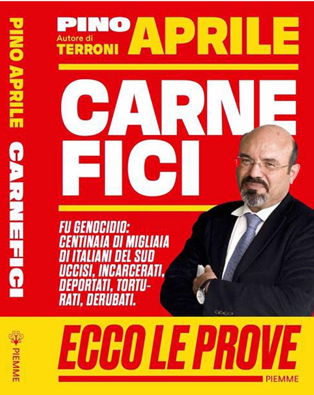 Pino Aprile Carnefici 1#001