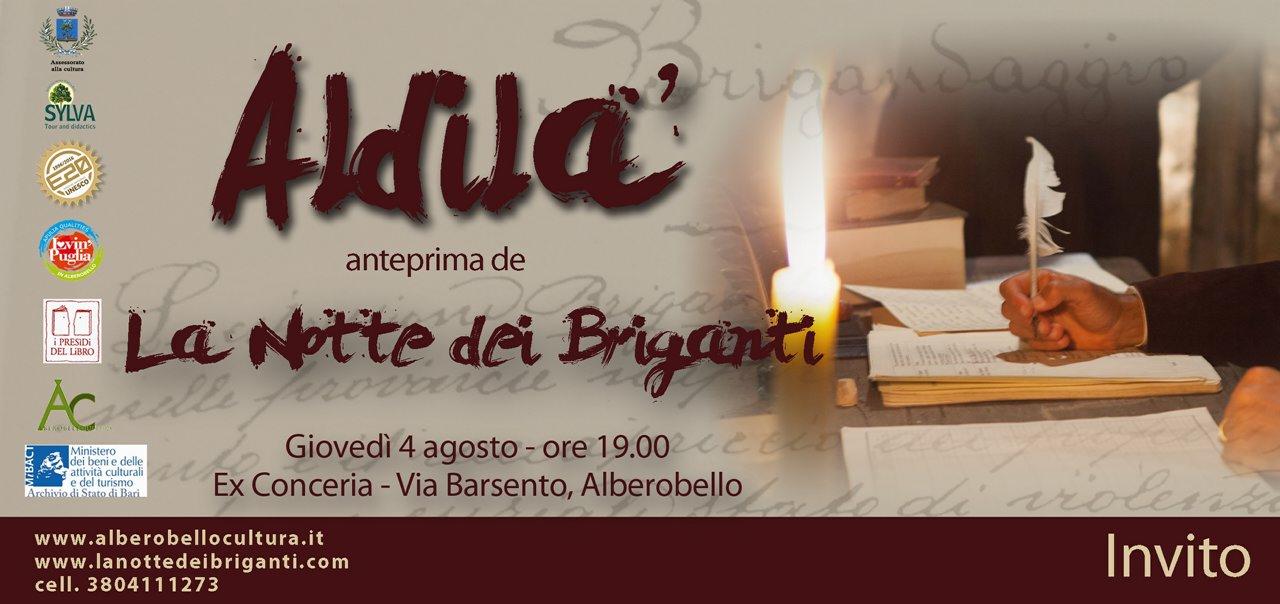Alberobello La notte dei Briganti#001