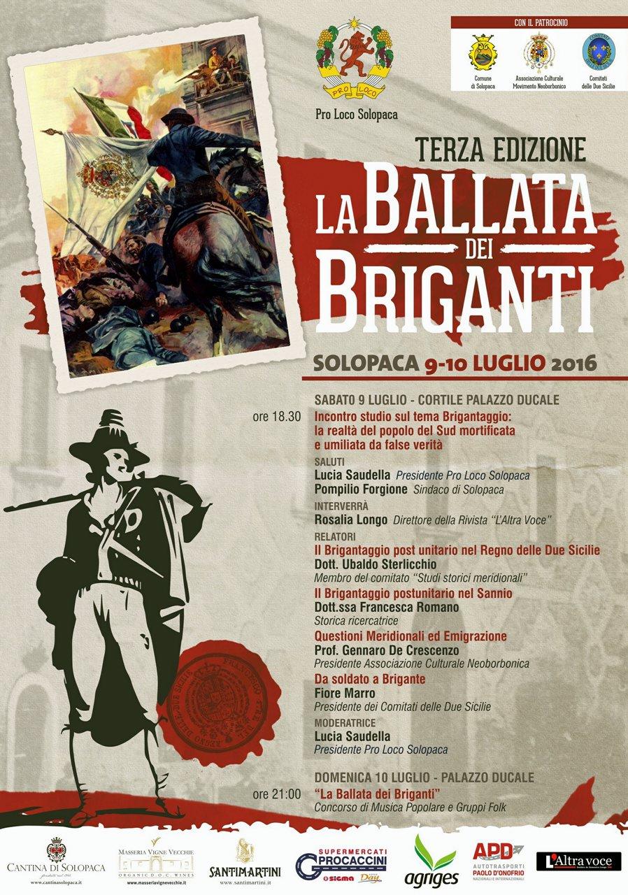 Solopaca Ballata dei Briganti 2016#001