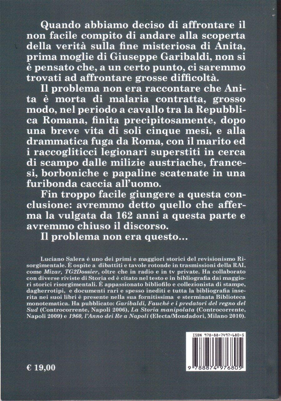 Salera Luciano La morte di Anita 2#001