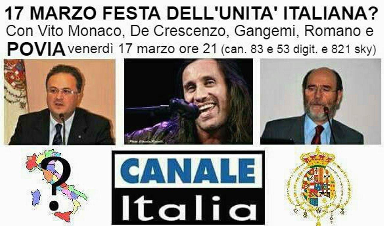 CANALE ITALIA#001