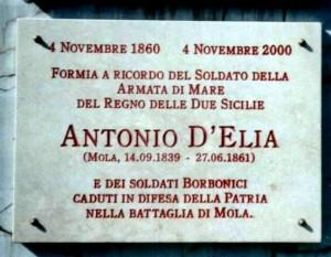 Antonio D'Elia Formia