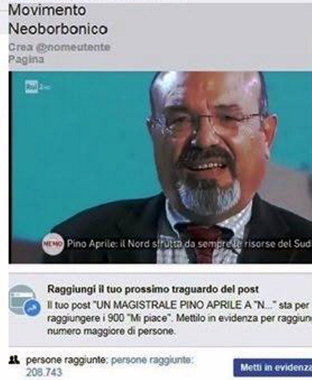Pino Aprile in TV 1#001