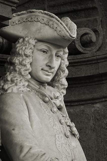 Carlo 3 statua#001
